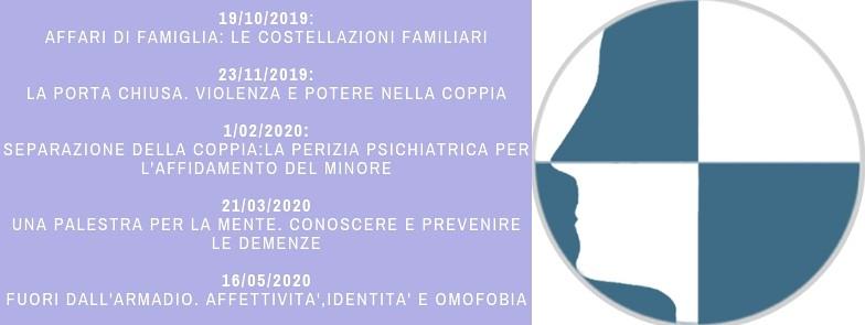 Seminari 2019/2020 CENTRO PSICOLOGIA MONTEROTONDO